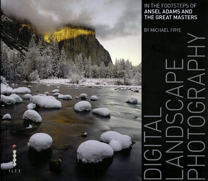 Digital Photography Book Cover : Digital landscape photography michael frye on