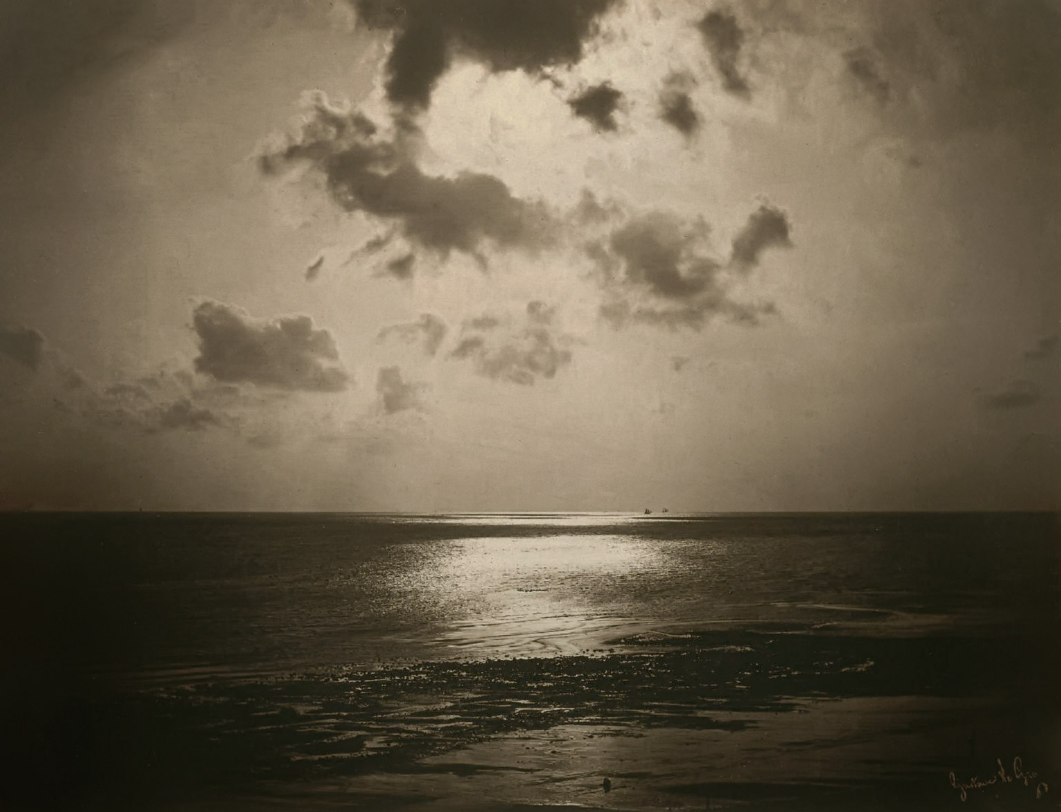 Masters of photography gustave le gray on landscape - Le photograph ...