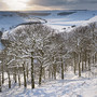 Hole of Horcum - Winter