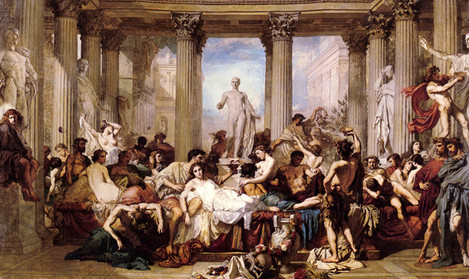 thomas-couture-The_Romans_of_the_Decadence_1847