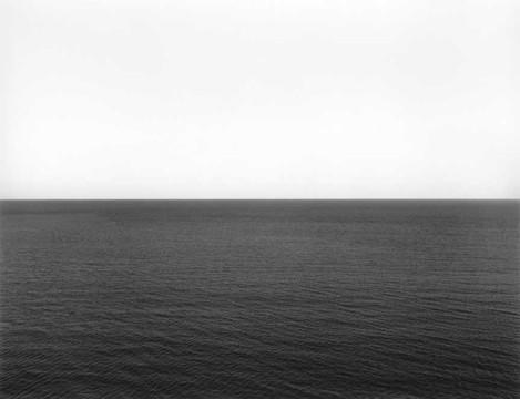 Caribbean Sea, Jamaica - 1980 - Hiroshi Sugimoto