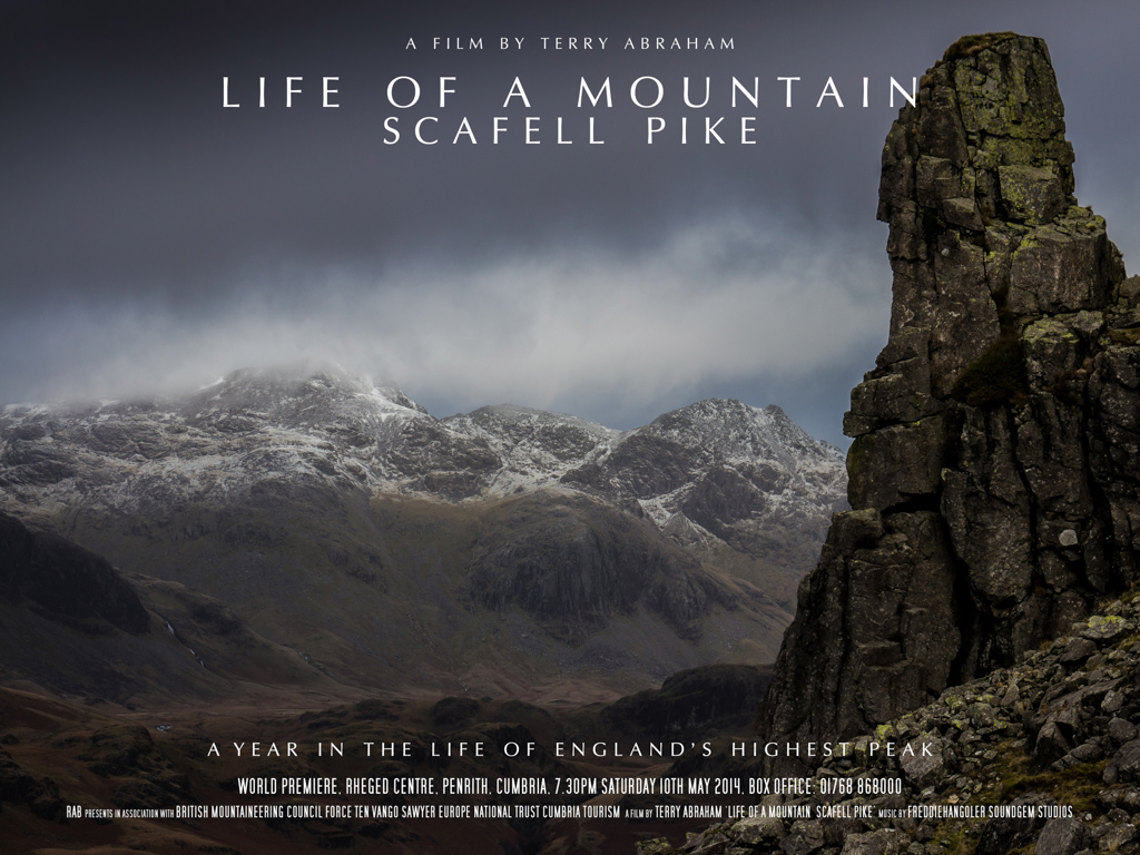 Terry abraham interview life of a mountain on landscape for Living on a mountain