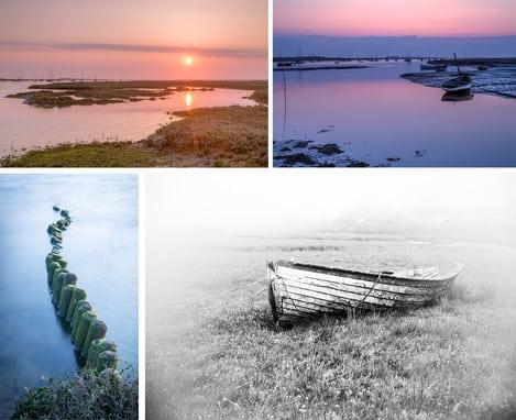 Helen Storer landscape photographer 4x4
